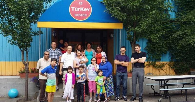 TurKev Boston, Turk kultur evi, Turkish Cultural Center, Sefer Ozdemir