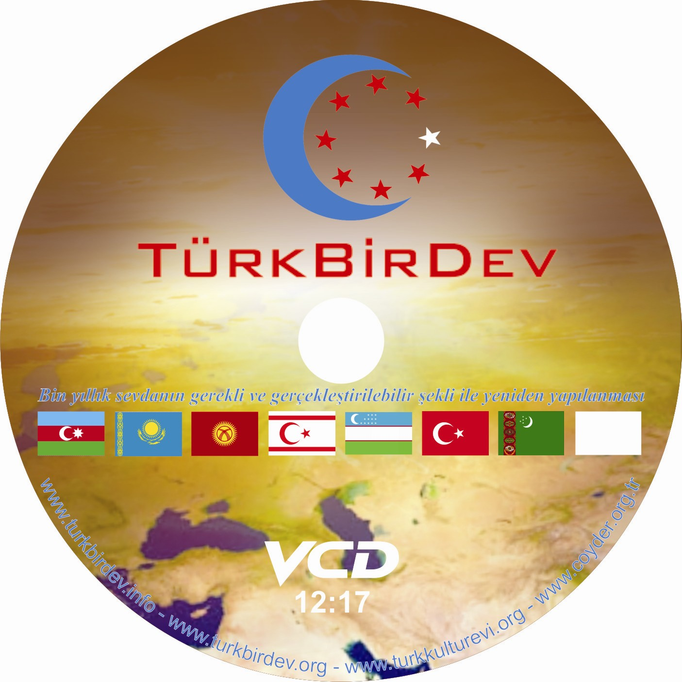 TurkBirDev VCD video Turk Birligi